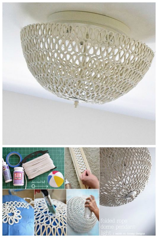 25 Awesome DIY Crafting Ideas For Working With Ropes 10