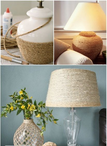 25 Awesome DIY Crafting Ideas For Working With Ropes 19