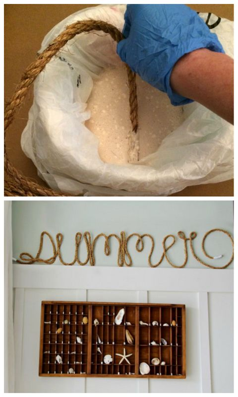 25 Awesome DIY Crafting Ideas For Working With Ropes 21
