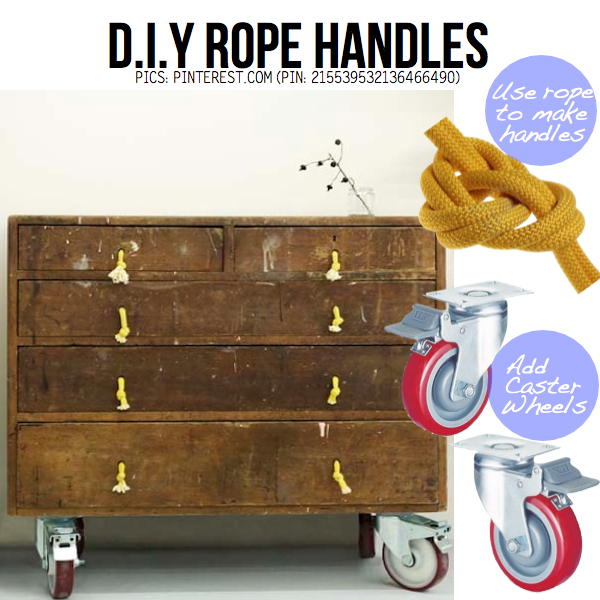 25 Awesome DIY Crafting Ideas For Working With Ropes 25