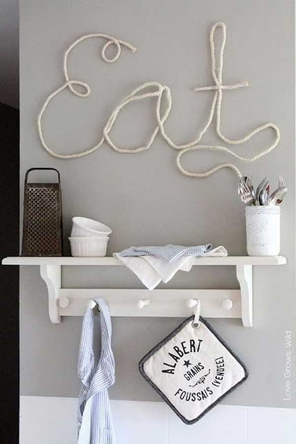 30 Great Ways To DIY with Rope 16