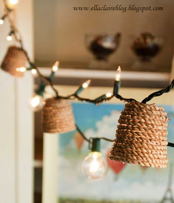 30 Great Ways To DIY with Rope 25