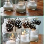 12 Amazing Festive DIY Ideas for Mason Jar Lighting 5