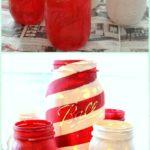 12 Amazing Festive DIY Ideas for Mason Jar Lighting 6