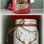 12 Amazing Festive DIY Ideas for Mason Jar Lighting 9