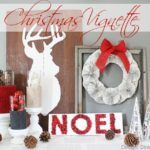 25 Amazing Red and White DIY Christmas Decor Ideas 1