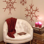 25 Amazing Red and White DIY Christmas Decor Ideas 10
