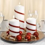 25 Amazing Red and White DIY Christmas Decor Ideas 12