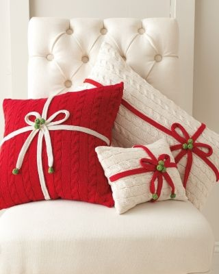 25 Amazing Red and White DIY Christmas Decor Ideas 13