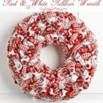 25 Amazing Red and White DIY Christmas Decor Ideas 16