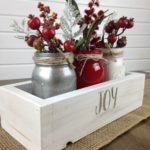 25 Amazing Red and White DIY Christmas Decor Ideas 6