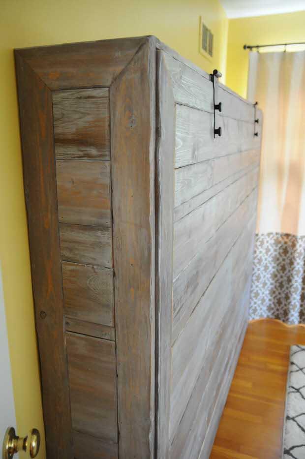 5 Antique murphy bed storage
