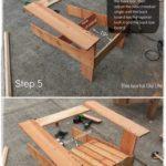 11.DIY Pallet Armchair
