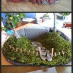 10 Great Decorate With Miniature For Cute Gardens 13