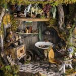 10 Great Decorate With Miniature For Cute Gardens 17