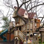 14.Tree Playhouse