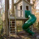 15.Woody Tree House