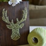 16 Easy DIY String Art For Great Wall Decor 11