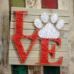 16 Easy DIY String Art For Great Wall Decor 13