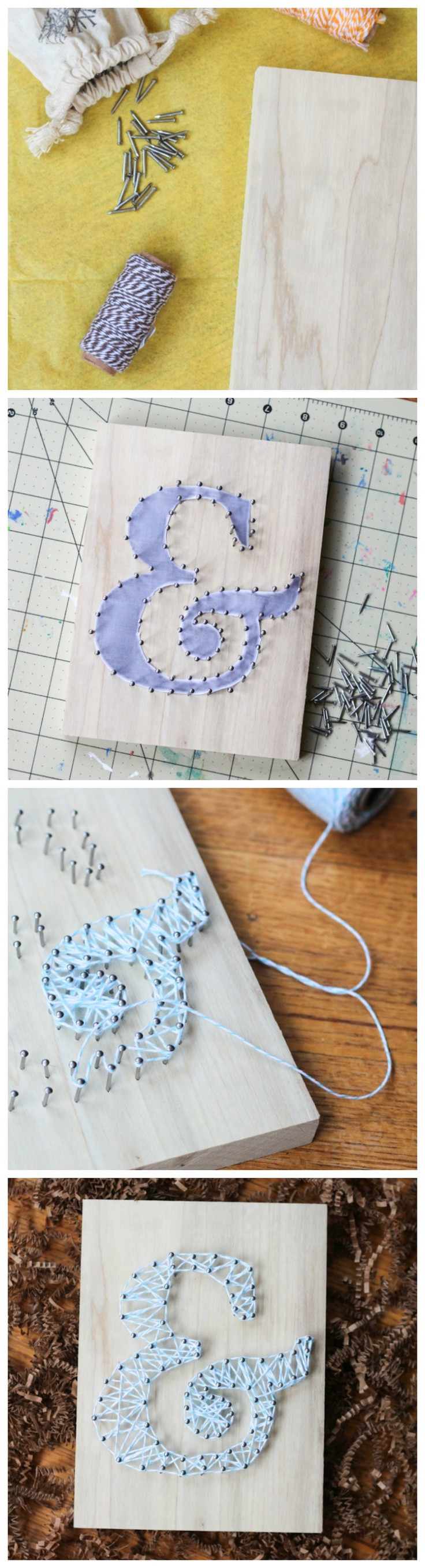 16 Easy DIY String Art For Great Wall Decor 7