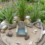 4.Beach Fairy Garden