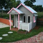 4.Weatherboard Playhouse