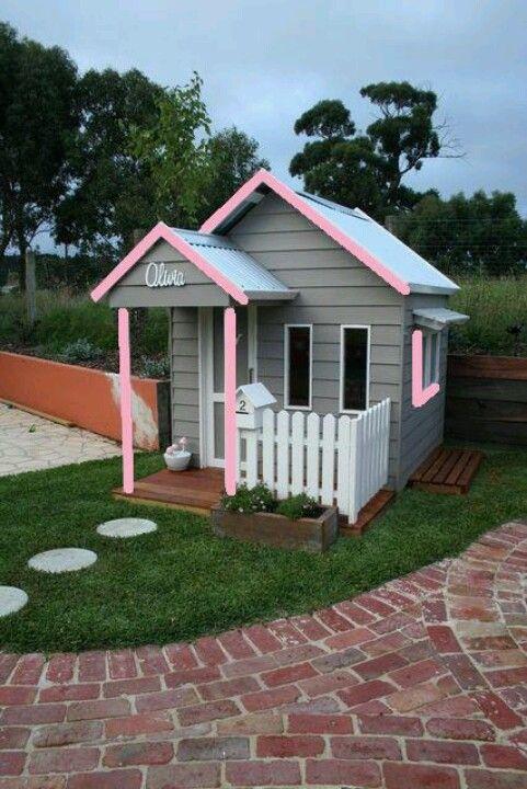 4.Weatherboard Playhouse