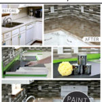 5. DIY Countertop Makeover