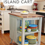 7. DIY Kitchen Island