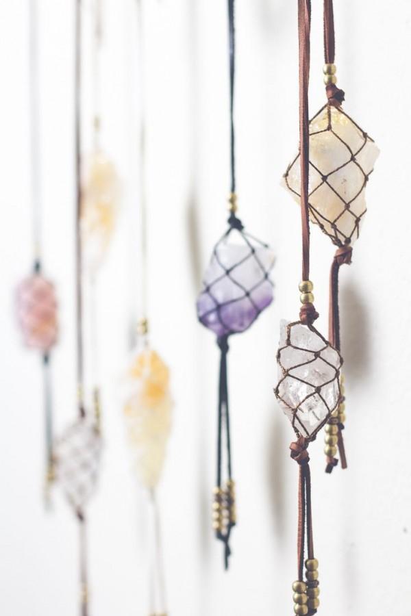 9. DIY Hanging Ornaments