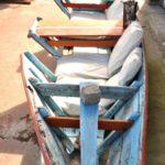 9.Boat Bench