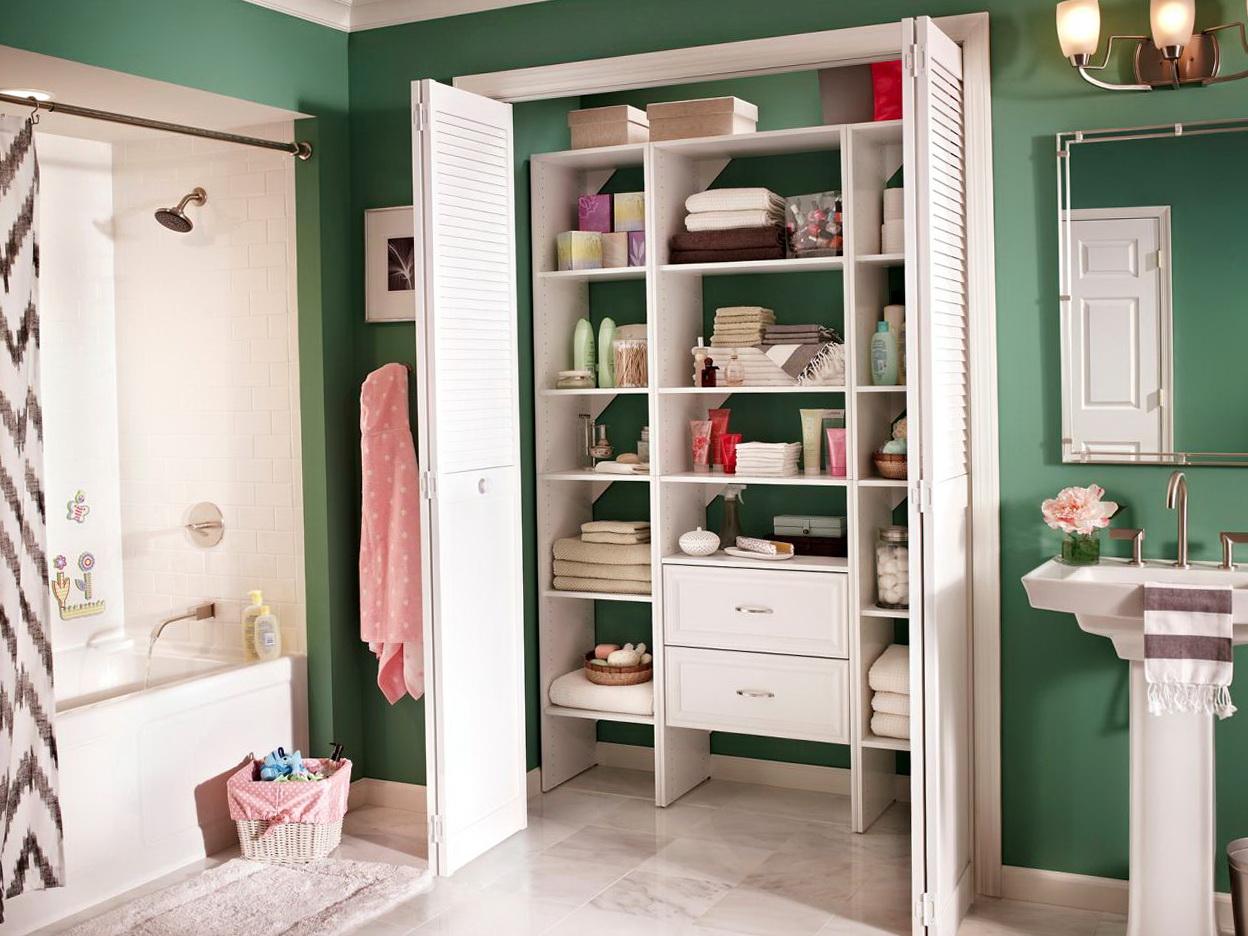 10. Walk in closet