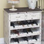 10.Wine Cabinet from Old Dresser