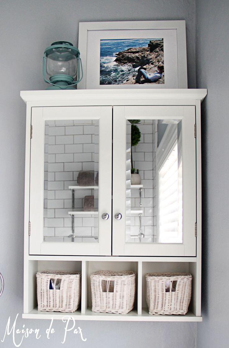 2. Hanging cabinet