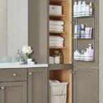 3. Long sink cabinet