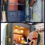 3.Suitcase Cabinets