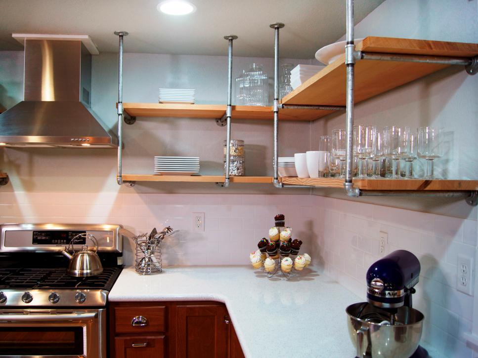4. Open cabinet