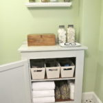 6. Short cabinet