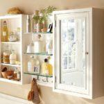 8. Creative hanging cabinet
