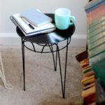 9.Vintage Side Table