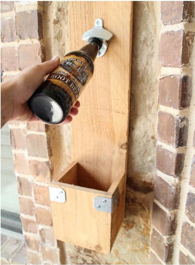8.DIY Bottle Opener
