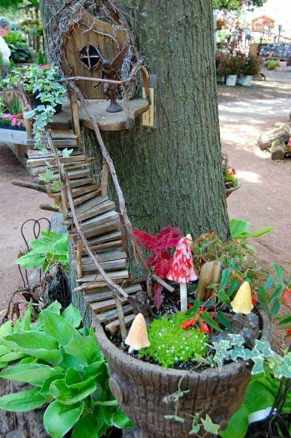 3.Fairy Folk Garden
