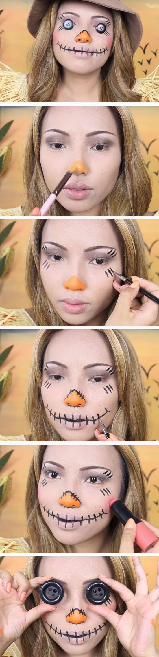 1. Scarecrow Look