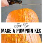 11. Pumpkin Keg
