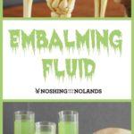16. Embalming Fluid