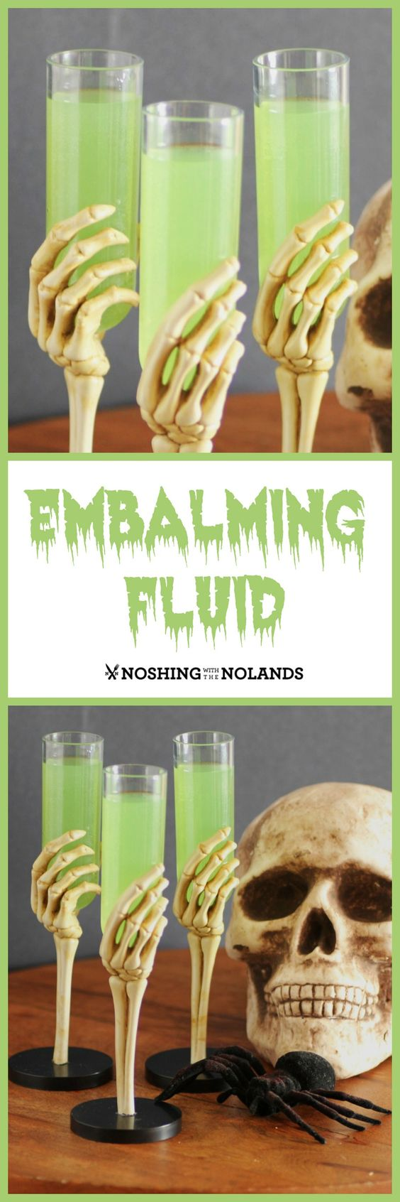 16. Embalming Fluid