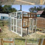 2. Square Greenhouse