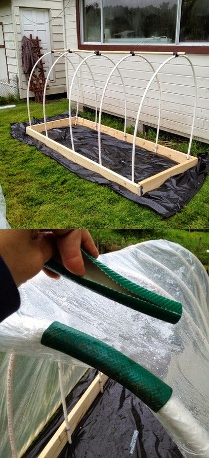 3. Simple Greenhouse