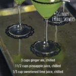 4. Witch's Brew Mocktail