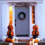 4.Warning Halloween Welcome